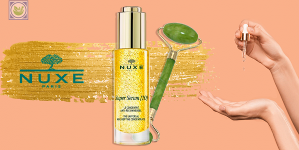 Super Sérum 10 de Nuxe: el producto capaz de prevenir el envejecimiento de la piel.