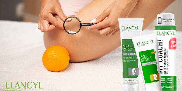 Elancyl: la gama de productos capaz de combatir la celulitis, las estrías y la piel flácida