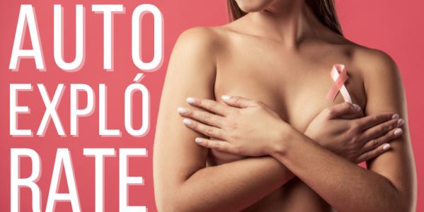 Los 6 pasos indispensables para autoexplorar tu pecho