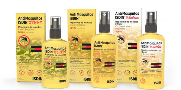 Antimosquitos ISDIN
